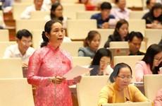 Họp Quốc hội: Làm rõ nguyên nhân thu ngân sách từ thuế, phí giảm
