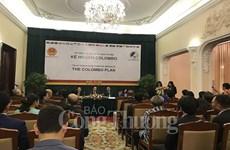 Việt Nam đăng cai tổ chức kỳ họp Ủy ban tư vấn Kế hoạch Colombo