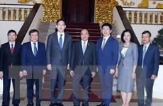 Thủ tướng Nguyễn Xuân Phúc: Việt Nam tiếp tục đồng hành với Samsung