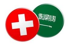 Thụy Sĩ quyết định tạm ngừng xuất khẩu vũ khí sang Saudi Arabia