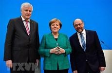 """Tương lai chính trường Đức sẽ """"màu nâu"""" hay """"màu xanh""""?"""
