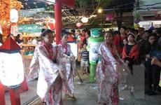 Bế mạc Lễ hội văn hóa, thương mại Việt Nam-Nhật Bản tại Cần Thơ
