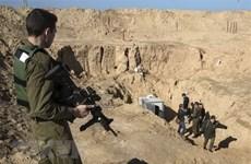 """""""Hàn thử biểu"""" cho chính sách đối ngoại của Israel"""