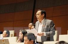 Quốc hội thảo luận 2 dự luật và thông qua dự toán ngân sách nhà nước