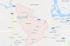 Nghệ An: Xe tải va chạm xe máy ngược chiều, 3 người tử vong
