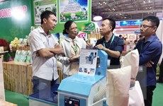 Khai mạc Triển lãm quốc tế Công nghiệp thực phẩm Việt Nam 2018