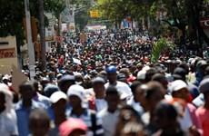 Nhiều người thương vong trong các cuộc biểu tình trên khắp Haiti