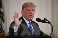 Tổng thống Mỹ Trump khẳng định chiến thắng của đảng Cộng hòa