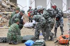 Quân đội Việt-Trung diễn tập chung về cứu trợ thảm họa, dịch bệnh