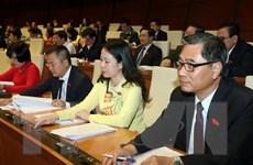 Họp Quốc hội: Tiếp tục nâng cao chất lượng công tác xây dựng pháp luật