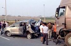 Kháng nghị Giám đốc thẩm vụ lùi xe trên cao tốc Hà Nội-Thái Nguyên