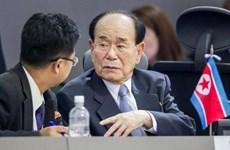 Chủ tịch Quốc hội Triều Tiên Kim Yong-nam công du Trung-Nam Mỹ