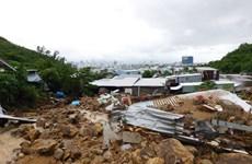 Hỗ trợ người dân tỉnh Khánh Hòa bị ảnh hưởng của cơn bão số 8