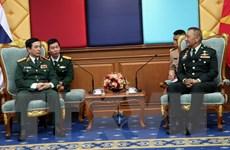 Việt Nam và Thái Lan thúc đẩy hợp tác quân sự, quốc phòng