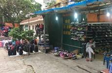 Hà Nội tháo dỡ 400 kiốt tạm để chỉnh trang tuyến đường Láng