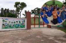 Đề xuất xử lý tài sản tại cơ sở mầm non có cô giáo quỳ gối xin dạy