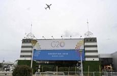 G20 nóng chủ đề chiến tranh thương mại và quan hệ với Saudi Arabia