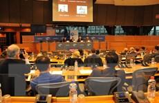 Toạ đàm về hậu quả chất độc da cam tại Nghị viện châu Âu