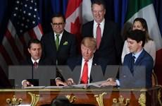 Mỹ, Canada và Mexico đề cao tầm quan trọng lịch sử của USMCA
