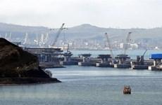 Điện Kremlin bác bỏ cáo buộc 'Nga có mưu đồ với các cảng của Ukraine'