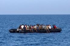 Maroc giải cứu 133 người di cư bất hợp pháp trên Địa Trung Hải