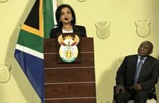 Tổng thống Nam Phi bổ nhiệm tân Viện trưởng Viện Công tố Quốc gia