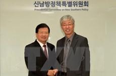 Việt Nam và Hàn Quốc hướng đến kim ngạch song phương 100 tỷ USD