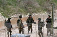 Israel điều thêm quân tới biên giới phía Bắc đối phó với Hezbollah