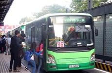 Thành phố Hồ Chí Minh thí điểm thẻ xe buýt thông minh trên 9 tuyến