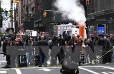 Mỹ điều tra cuộc điện thoại dọa đánh bom tòa nhà văn phòng CNN