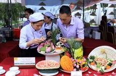 Hà Nội: Liên hoan ẩm thực gây quỹ từ thiện thu hút du khách