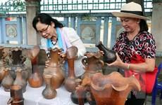 Bảo tồn nghệ thuật làm gốm truyền thống của người Chăm