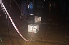 Điện lực Đà Nẵng nói về vụ 2 vợ chồng bị thương vong do điện giật