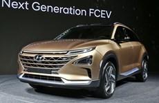 Hyundai muốn sản xuất 500.000 xe chạy pin nhiên liệu hydro mỗi năm