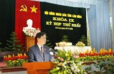 Lâm Đồng lấy phiếu tín nhiệm đối với 28 chức danh do HĐND tỉnh bầu