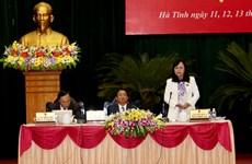 Kết quả lấy phiếu tín nhiệm 28 chức danh lãnh đạo tại Hà Tĩnh