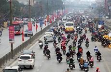 Đảm bảo trật tự an toàn giao thông dịp Tết và Lễ hội Xuân 2019