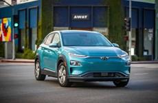 Hyundai công bố giá khởi điểm xe Kona Electric tại thị trường Mỹ