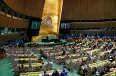Việt Nam trúng cử thành viên Ủy ban Luật thương mại quốc tế LHQ