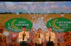 Hơn 1.100 gian hàng tại Festival lúa gạo Việt Nam ở Long An