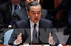 Những điểm chính trong phương hướng ngoại giao của Trung Quốc
