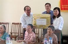 Dành hơn 362 tỷ đồng tặng quà cho người có công dịp Tết Kỷ Hợi
