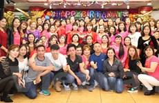 Hội đồng hương Hải Dương tại Macau quyên góp ủng hộ người nghèo