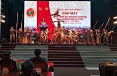 Kỷ niệm 40 năm quân tình nguyện giúp Campuchia chiến thắng Pol Pot