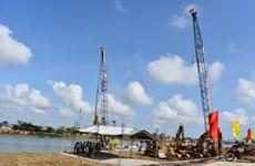 Xây dựng đập ngăn mặn sông Hiếu tạo nguồn cấp nước cho dân