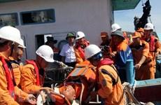 Cấp cứu thuyền viên bị đau ruột thừa khi đang hoạt động trên biển