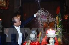 Hình ảnh Thủ tướng Nguyễn Xuân Phúc thăm, làm việc tại Thanh Hóa