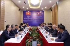 Việt Nam-Lào tăng cường hợp tác về phát thanh-truyền hình