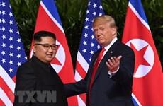 Những thành tựu ấn tượng của ngoại giao Triều Tiên năm 2018