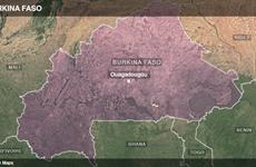 Tấn công tại Burkina Faso, ít nhất 10 cảnh sát thiệt mạng